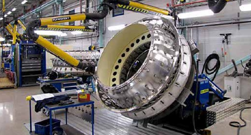 Aerospace Airframe Metal Pressing | Quintus Technologies®