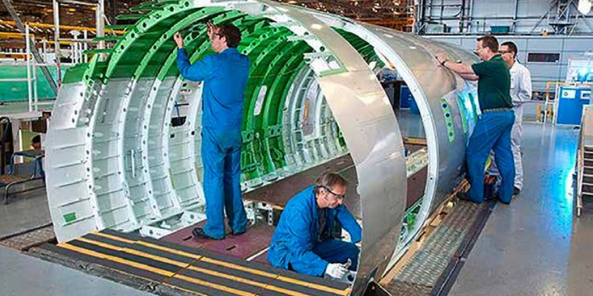 Aerospace Airframe Metal Pressing Quintus Technologies