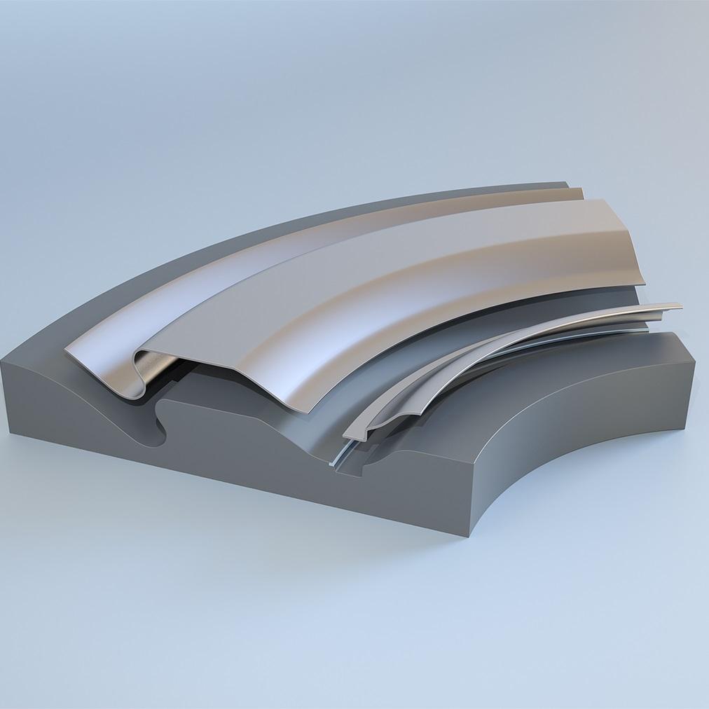 Sheet Metal Forming Metal Operations Quintus Technologies 174